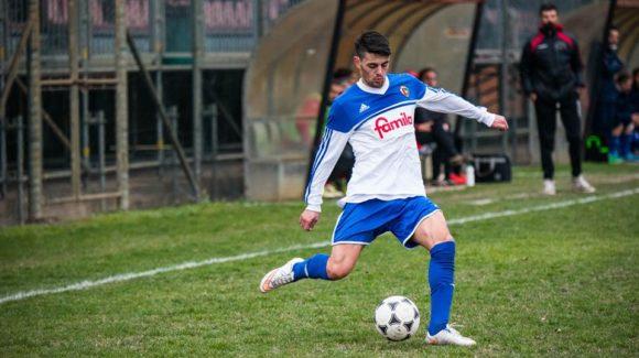 Un lampo di Mevlan Lleshi regala la prima vittoria: Santelenese-Atheste Quadrifoglio Saletto 0-1