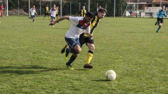 Una sassata di Et Tahiry vale lo spareggio per la promozione diretta: Atheste Quadrifoglio Saletto-San Pietro Viminario 1-0