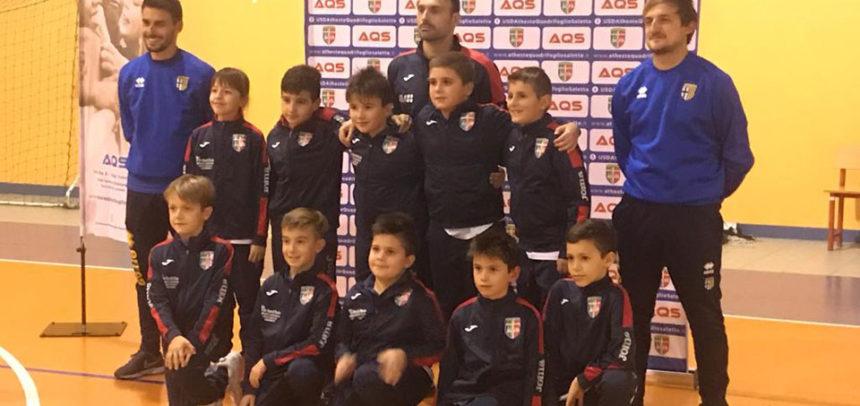 Lo sport protagonista con AQS Borgo Veneto